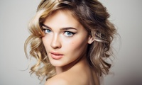 Womens Style Cut and Blow-Wave ($39) with Half ($69) or Full Head Foils ($99) at Debu Hair (Up to $235 Value)