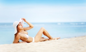 O'Malley Nails And Beauty: $24 for Brazilian Waxing or $29 to Add Lip, Chin, or Eyebrow Waxing at O'Malley Nails and Beauty (Up to $60 Value)