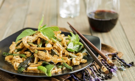 Thai Cuisine at Stang of Siam (Up to 43% Off).