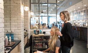 Victoria Smart London: Wash, Cut and Blow-Dry with Optional Full-Head Colour at Victoria Smart London (Up to 55% Off)