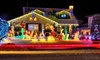 Up to 60% Off on Holiday Light Installation at MK Home and Land