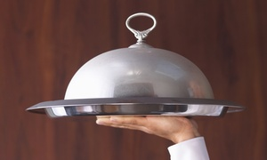 Ratsstuben Weissach: 3-Gänge-Überraschungs-Dinner mit Gruß aus der Küche und Aperitif für 2 Personen in den Ratsstuben Weissach (46% sparen*)