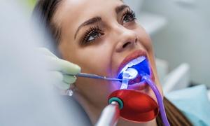 Zap Teeth Whitening Bar: $39 for In-Chair Teeth Whitening at Zap Teeth Whitening Bar (Up to $200 Value)