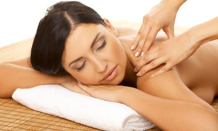 3 o 5 massaggi da 40 o 50 minuti