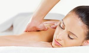 Vivi Naturalmente: 3 o 5 sedute di massaggio shiatsu da Vivi Naturalmente (sconto fino a 80%)