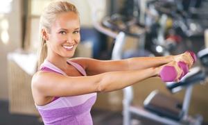 Studio Fitline: Fitness dla kobiet: 1-miesięczny karnet open za 59,99 zł i więcej opcji w Studiu Fitline (do -56%)