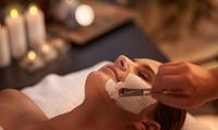Soin du visage avec masque spécifique et gommage, option massage dès 24,90 € chez Sevy Nails & Beauty