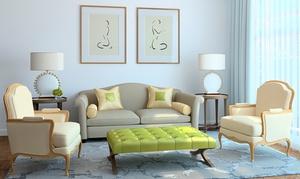 Dubai International Art Center: Fashion or Interior Design Course in English or Arabic from Dubai International Art Center (Up to 51% Off)