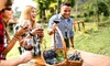 West Yorkshire: Apartmentwith Vineyard Tour and Wine Tasting