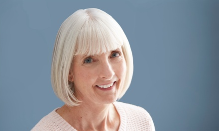 Style Cut Package $39 with Regrowth Colour $69o or HalfHead Foils $85 at Blow Inn Up to $255 Value