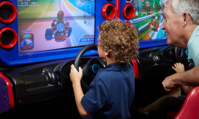Novastar Gaming Center - Turner: 5- or 10-Hour Gaming Pass at Novastar Gaming Center (50% Off)