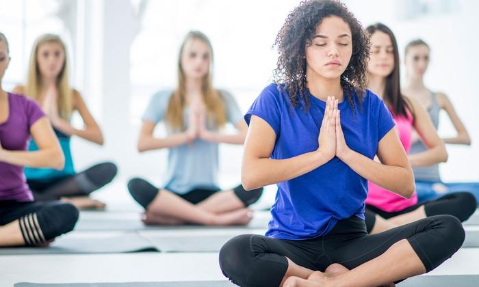Yoga Or Fitness Classes Yoga And Beyond Groupon