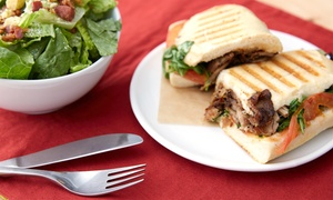 Bar Caffetteria Underground: Menu panino o insalata e birra per 2 o 4 persone da Bar Caffetteria Underground (sconto fino 64%)