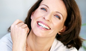 Pearly Whites: One or Two 60-Minute Teeth-Whitening Treatments at Pearly Whites (Up to 57% Off)