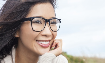 $25 for $200 Towards a Complete Pair of Glasses, Plus Complimentary Replacement Glasses, at Veo Optics