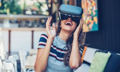 Una experiencia de realidad virtual para 2 o 4 de 30 o 60 minutos en Virtual Universe (hasta 55% de descuento)