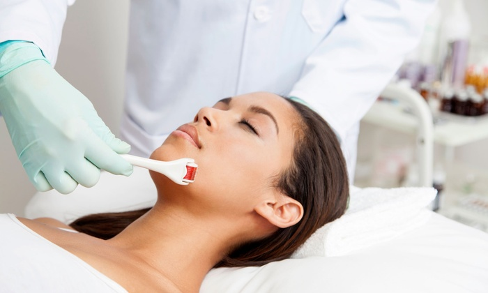 Skinucations Architects of Beauty - Downtown Sandy Springs: One, Three, or Five Microneedling Session at Skinucations Architects of Beauty (Up to 68% Off)