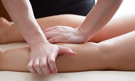 $30 for OneHour Remedial Massage at PFRM Up to $75 Value