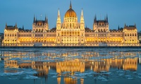 ✈Budapest: 2 or 3 Nights at a Choice of 5* Hotels with Flights and Option for Danube River Cruise*