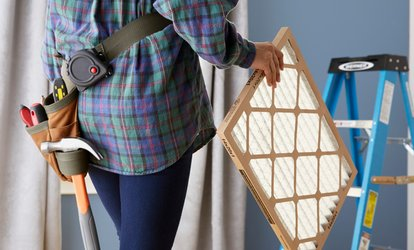 image for Two or Four Hours of Handyman Services from Maximum Cleaning Services (Up to 25% Off)