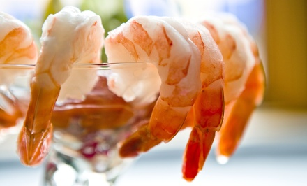 Cajun Seafood for Two or Four at Pier 2934 (Up to 45% Off)