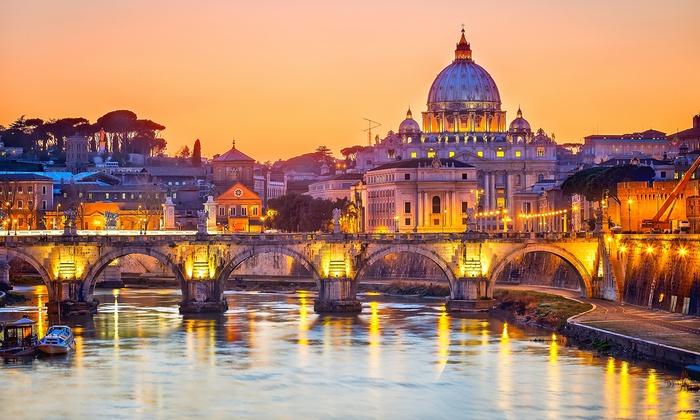 S jour rome au d part de paris et marseille groupon getaways - Femme de chambre code rome ...