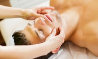 Mens Facial, Desert Heat Back Treatment or Ritual at Spa Zen, Nassima Royal Hotel (Up to 56% Off)