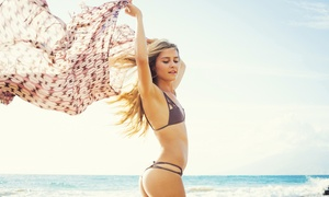 Total Health and Skin Center: Three Laser Hair Removals on a Small, Medium, or Large Area at Total Health and Skin Center (Up to 77% Off)