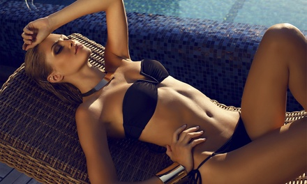 One or Two Brazilian Waxing Sessions at The Balm Body Skin (Up to 55% Off)