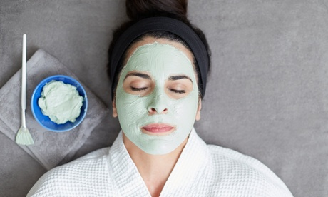 $49 for One 30-Minute Express Facial Treatment at Luxury Nails and Foot Spa ($99 Value)