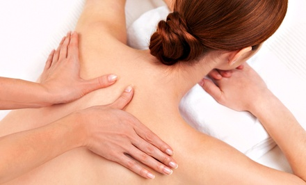 One or Two 60-Minute Deep Tissue Massages at Health and MedSpa (Up to 56% Off)