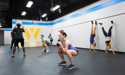 image for One Month of Unlimited CrossFit Classes for One or Two People at Ignite Fitness (Up to 71% Off)