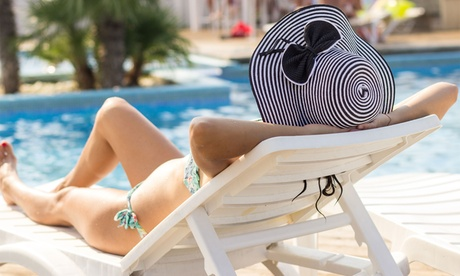 Six Laser Hair-Removal Treatments for One Small, Medium, Large, or Extra Large Area at 7Q Spa (Up to 68% Off)