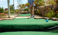 18 Holes of Mini Golf for One or Two at Peterborough Mini Golf