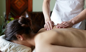 Choice of Massage at Unique Massage and Spa (Up to 64% Off). Four Options Available.