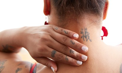 "Three or Six Sessions of Laser Tattoo Removal on 2"" x 2"" Area at Empire Beauty (Up to 34% Off)"