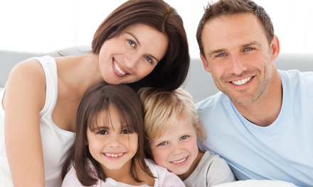 $49 for One Dental Exam, X-Rays, and Professional Cleaning at Pal Dental Group ($285 Value)