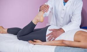 CRG Sanarte: 3 o 5 sesiones de fisioterapia avanzada con diagnóstico y valoración desde 39,95 € en CRG Sanarte