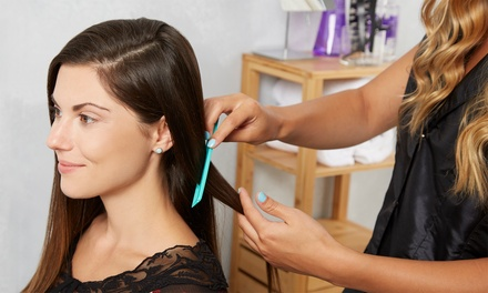 $39 Wash, Cut and BlowDry, $59 to Add Half Head Foils or $79 to Add Full Head Foils at Studio M for Hair And Beauty