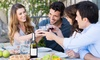 Up to 33% Off Food and Drinks at DiVine Wine