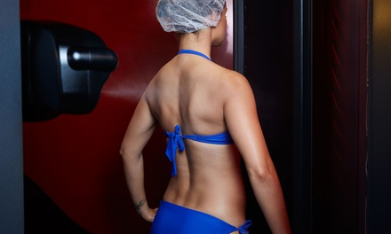 Sunless Tanning at Hot Spot Tanning Spa (Up to 62% Off). Four Options Available.