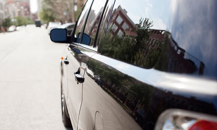 Executive Car Valet Service from iValet UK Stafford (Up to 64% Off)