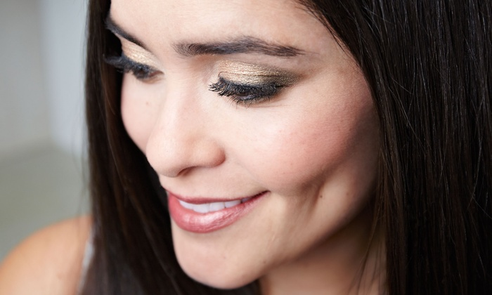 Fracassi Lashes - Harlem: Vegas Lash, Two Dash Lash, or Two Million Dollar Eyelash Extensions at Fracassi Lashes (Up to $160 Off)