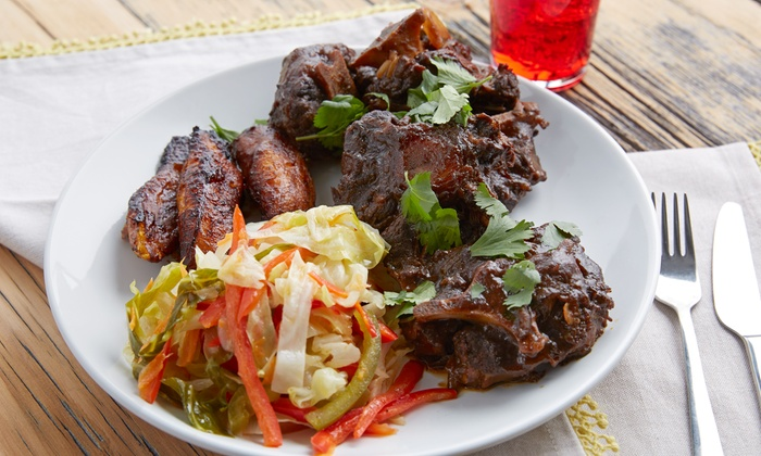 5 cash back at aunty joys jamaican kitchen - Jamaican Kitchen