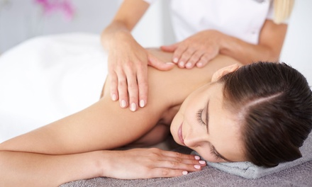 30- or 60-Minute Massage Sessions at Therapeutic Healing Hands Massage (Up to 42% Off). Three Options Available.