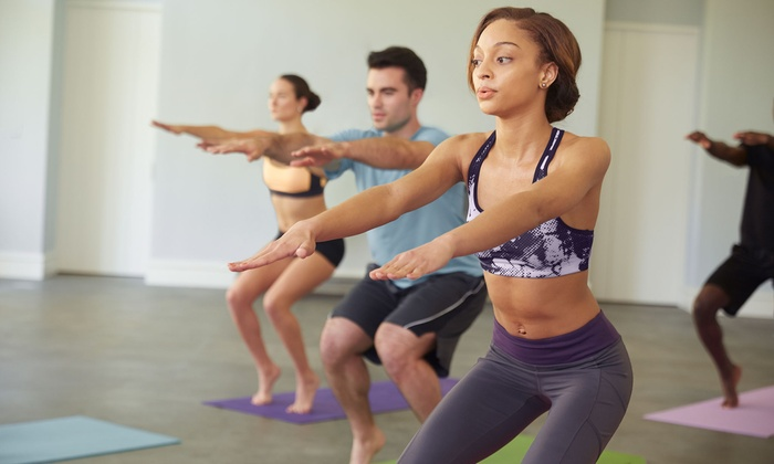 Tejas Yoga - South Loop: 5 or 10 Classes or One Month of Unlimited Yoga at Tejas Yoga (Up to 67% Off)