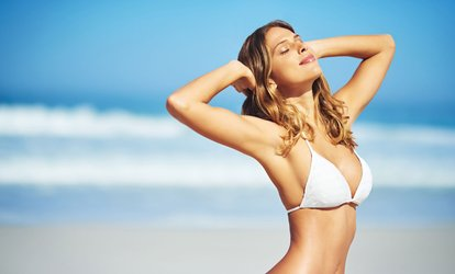 Six Sessions of IPL Hair Removal