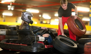 Up to 50% Off Go-Kart Racing at American Indoor Karting at American Indoor Karting, plus 6.0% Cash Back from Ebates.