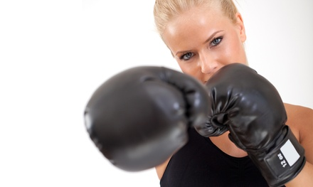 ICAN Initial Assessment with Optional Kickboxing Class (Up to 68% Off)