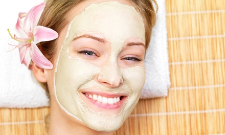 One or Three Deep Pore-Cleansing Facials at About Face Mind & Body Spa (Up to 70% Off)